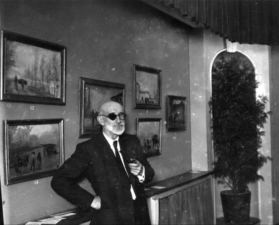 Ricardo Baroja