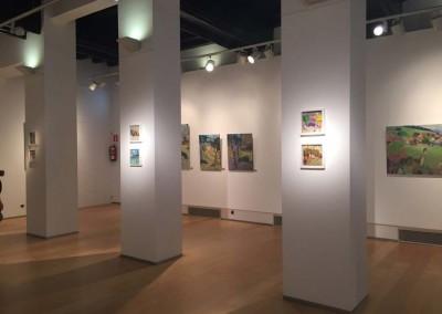 Exposición en Aroztegi, Bergara