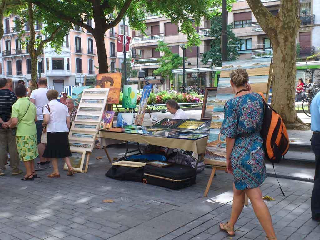 Feria de Arte de Donostia