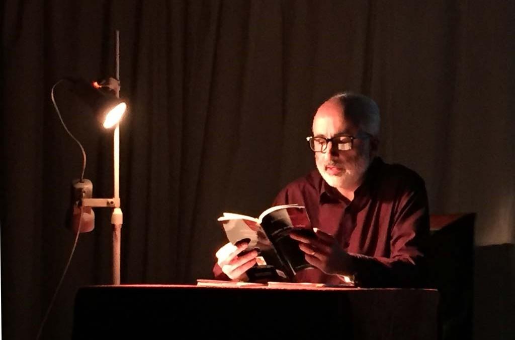 Jesús María Cormán, poeta invitado en la Asociación Artística