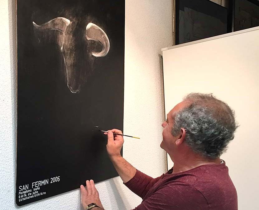 Exposición homenaje a  Agustín Caballero