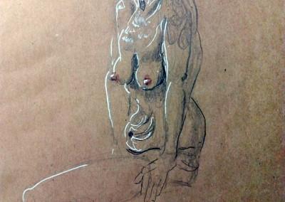 Figura: desnudo