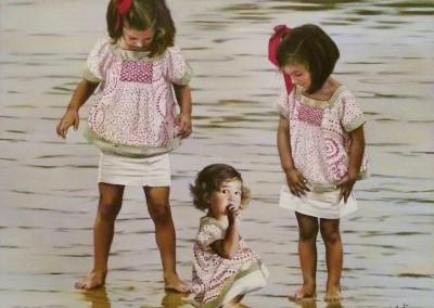 'Sonsoles, Blanca y María'