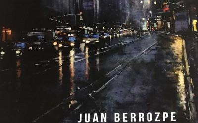 Juan Berrozpe expone en Troyes, Francia