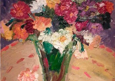 """""""Explosión de flores"""""""