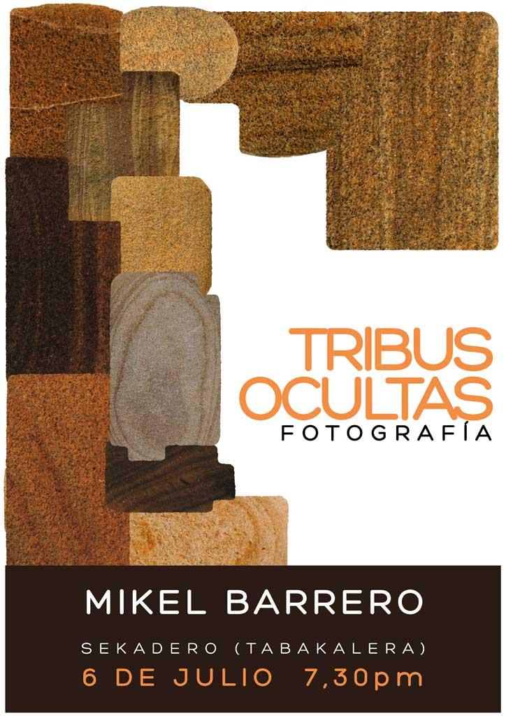 Mikel Barrero expone en El Sekadero