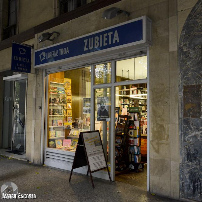Exposición y recital 'Libros - Huella'