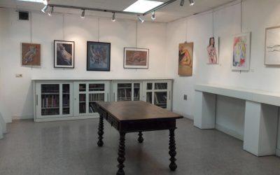 Exposición de los talleres de desnudo