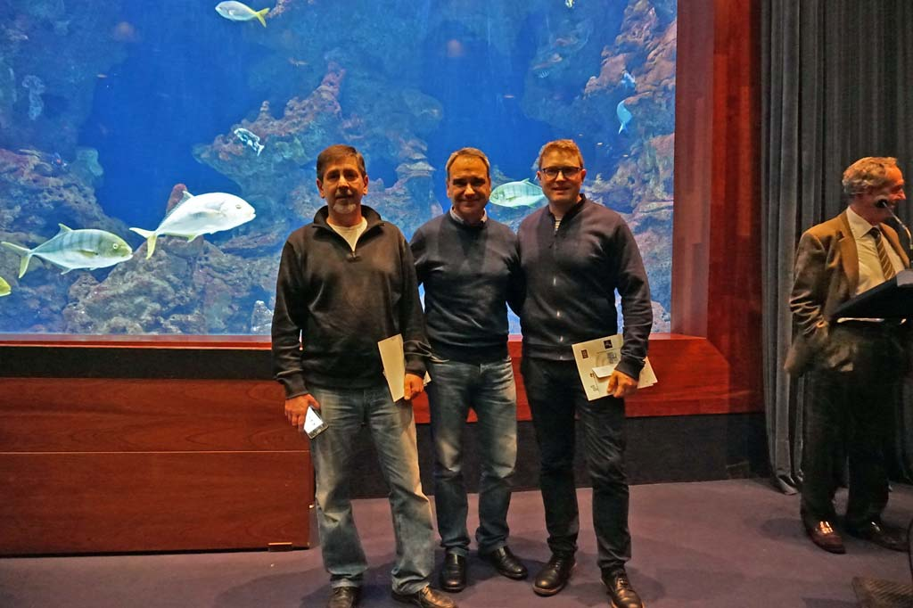 Juan Carlos Aresti: primer premio en Zipristin 2017