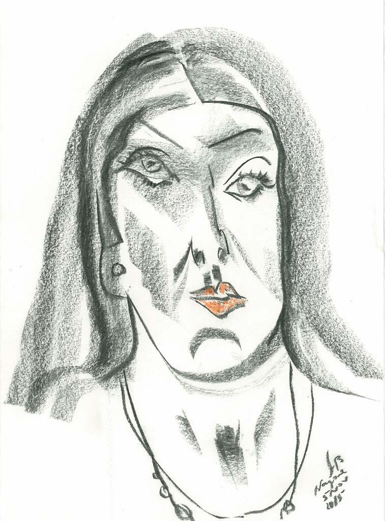 Félix Bárcena: retratos en Sede Correos