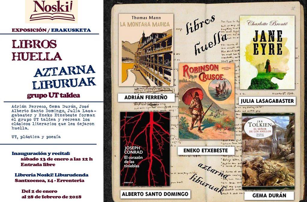 Libros Huella en librería Noski!