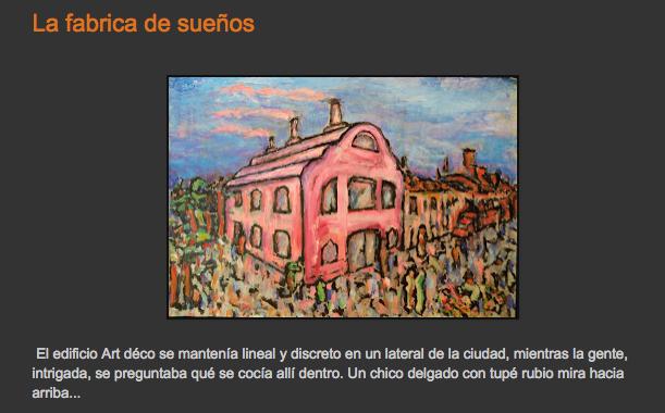 Miguel Pinter: libro y exposición