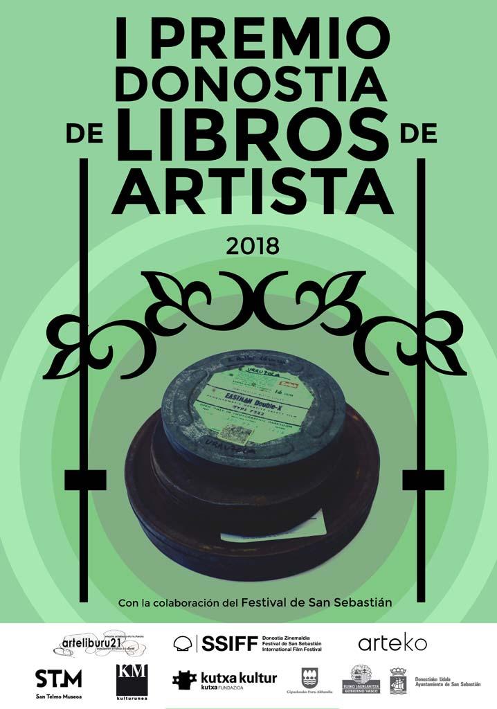 I. Premio Donostia de Libros de Artista