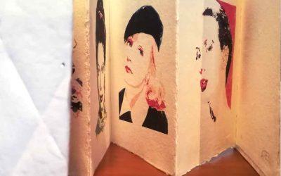EL CINE Y EL FESTIVAL DE SAN SEBASTIÁN A TRAVÉS DE LOS LIBROS DE ARTISTA