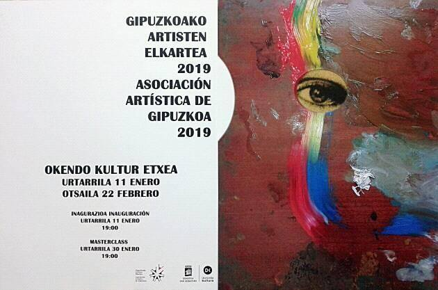 Exposición 70 aniversario en Okendo Kultur Etxea