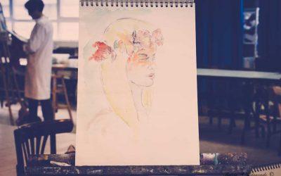 Exposición de retrato y desnudo
