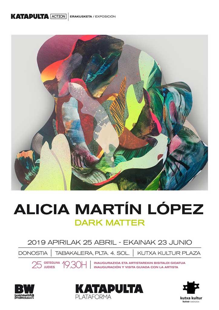 Alicia Martín en Tabakalera Kutxa Kultur