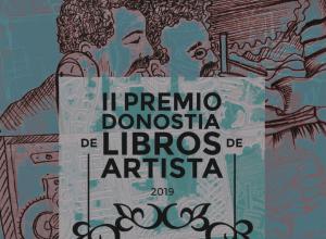 II PREMIO DONOSTIA DE LIBROS DE ARTISTA