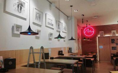 Sol Narro en Malandrino Café