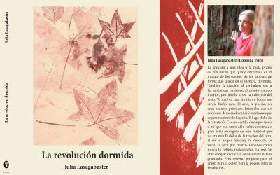 Presentación de 'La revolución dormida' de Julia Lasagabaster