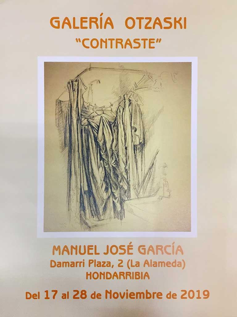 Manuel José García Pascual en Otzaski