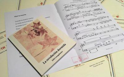 Julia Lasagabaster: champagne y poesía en Madrid