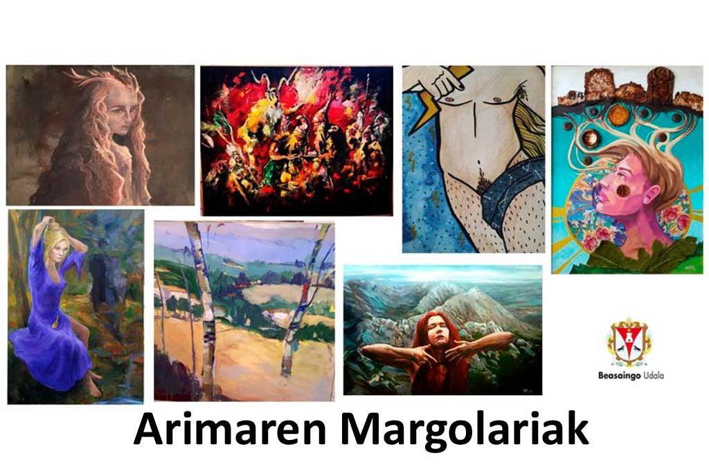 Martxe Arana eta Arimaren Margolariak!