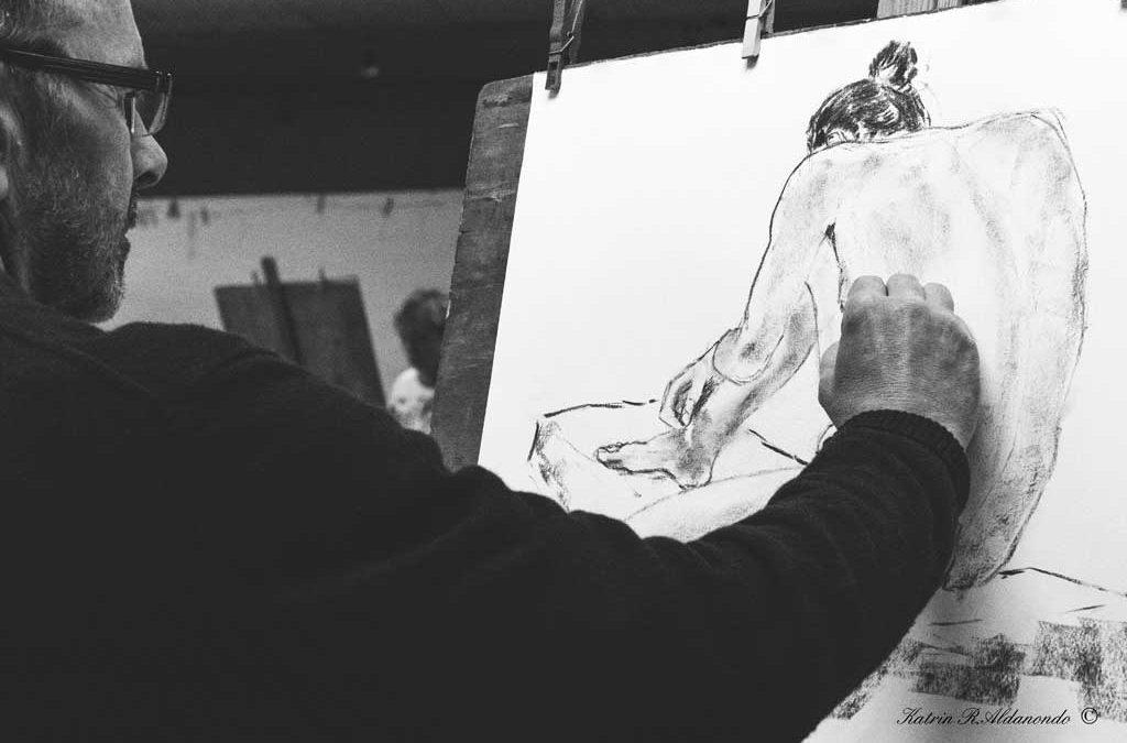 Exposición de los talleres de Retrato y Desnudo