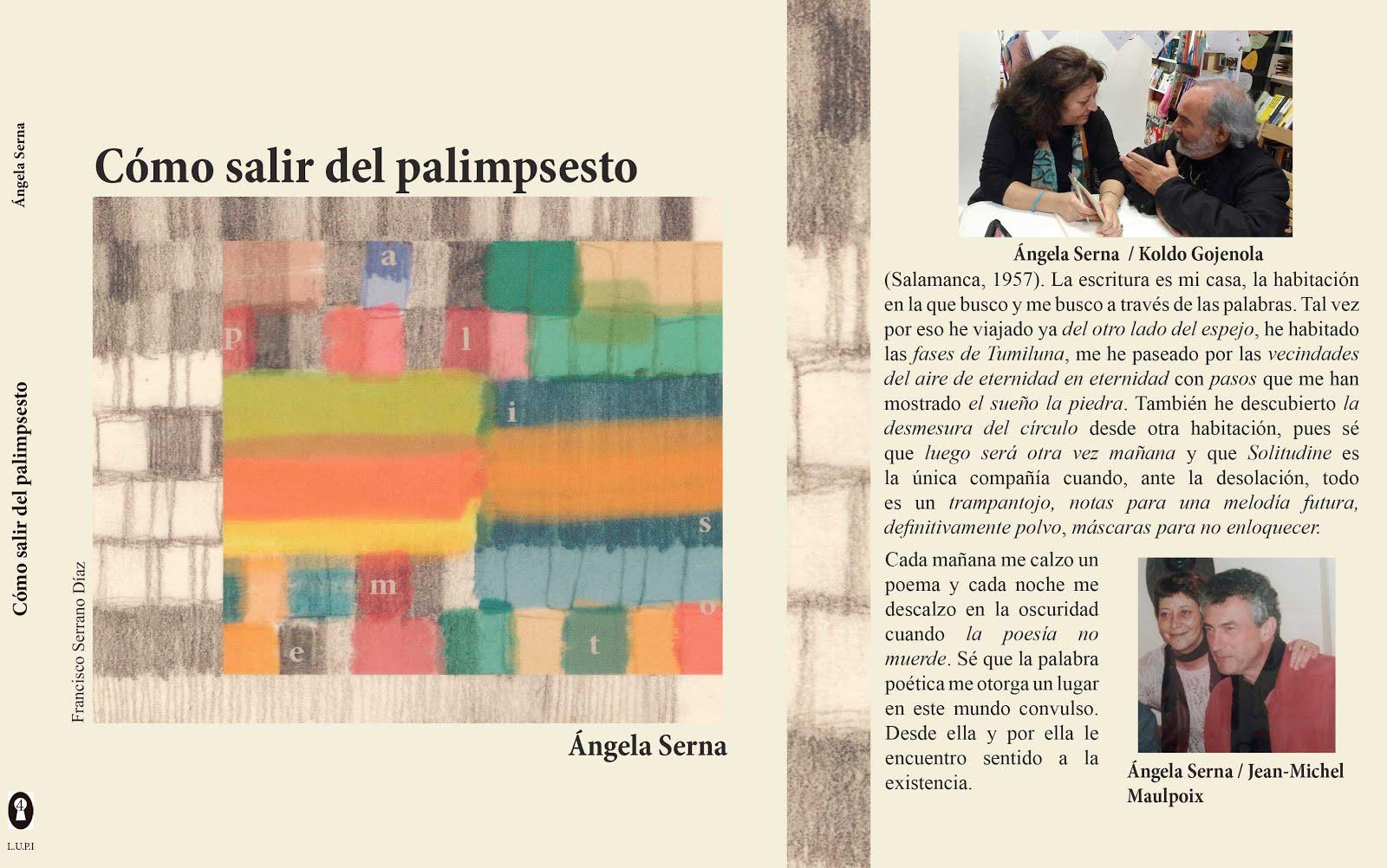 Recital poético de Ángela Serna en la Artística