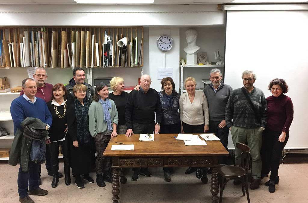 Nueva Junta Directiva en la Asociación Artística 2020