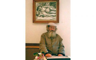 Manuel José García: 'Dibujarte' en la Parte Vieja