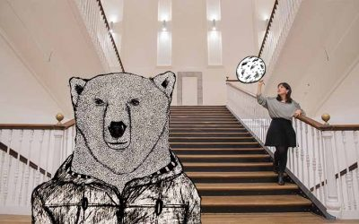 Sofía Herbón: Arte en vivo en Kutxa Kultur