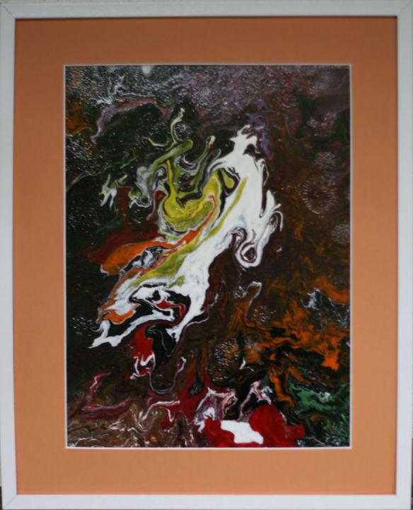 MenKou Art en El Muro de Sagüés