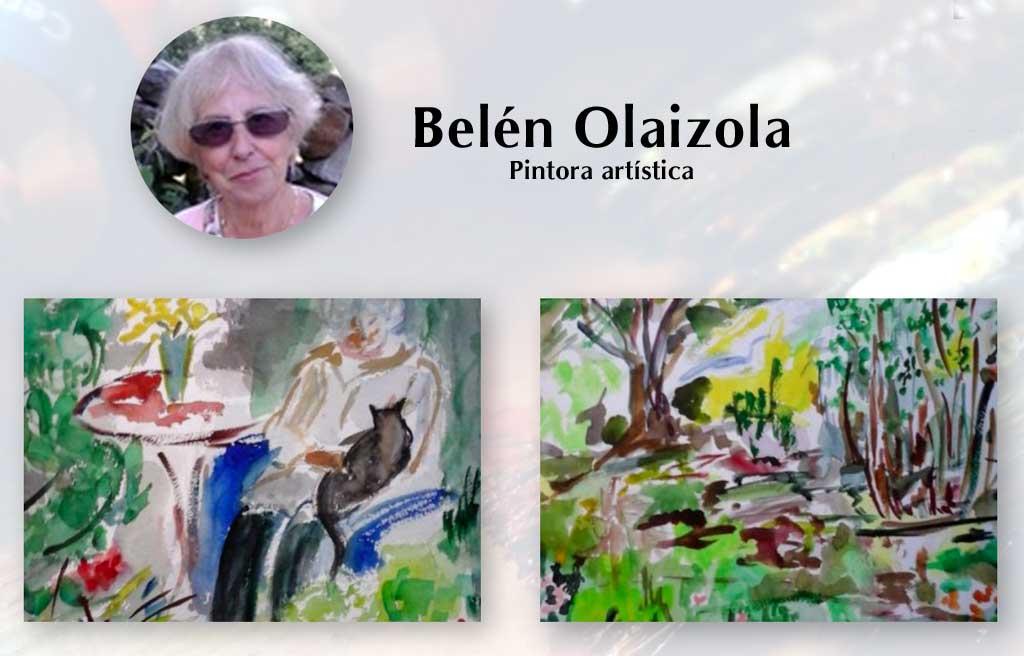 Belén Olaizola en Otzaski Galeria