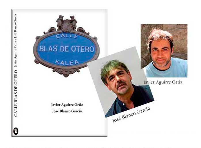 Presentación del libro 'Calle Blas de Otero'