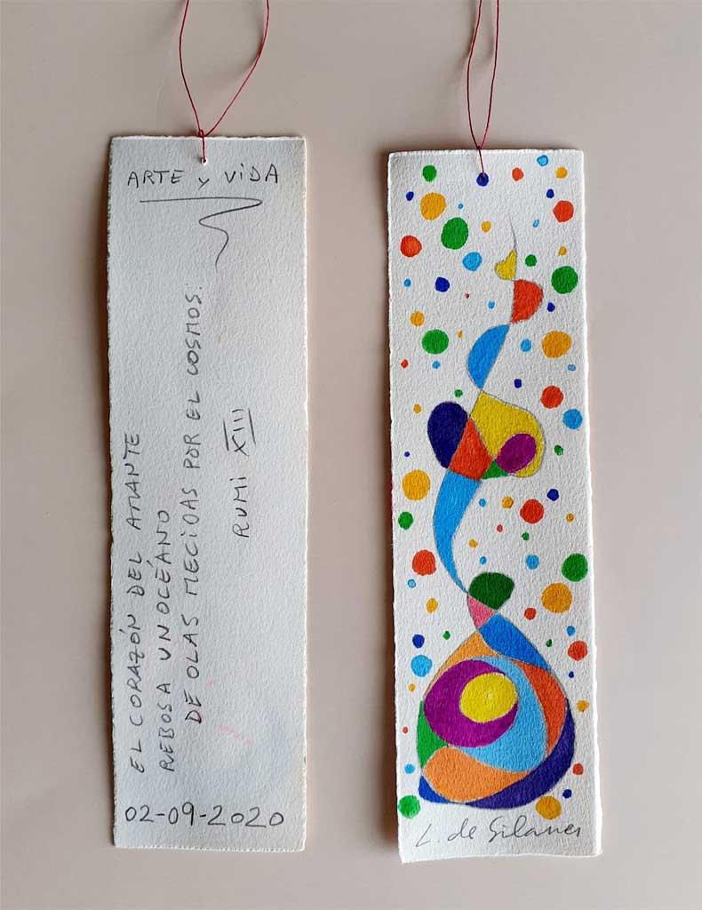 'Arte / vida'. Exposición en la Piazzetta