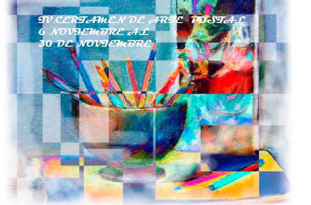 2020: IV. Certamen de Arte postal