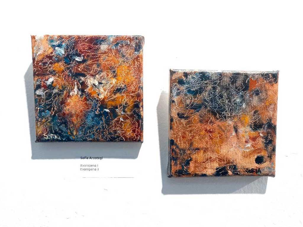 La Artística de Gipuzkoa en el 12 cm