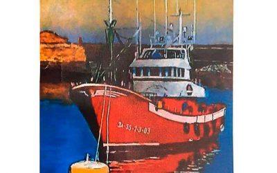 Exposición de J. M. Ibarzabal en Marpi Berri