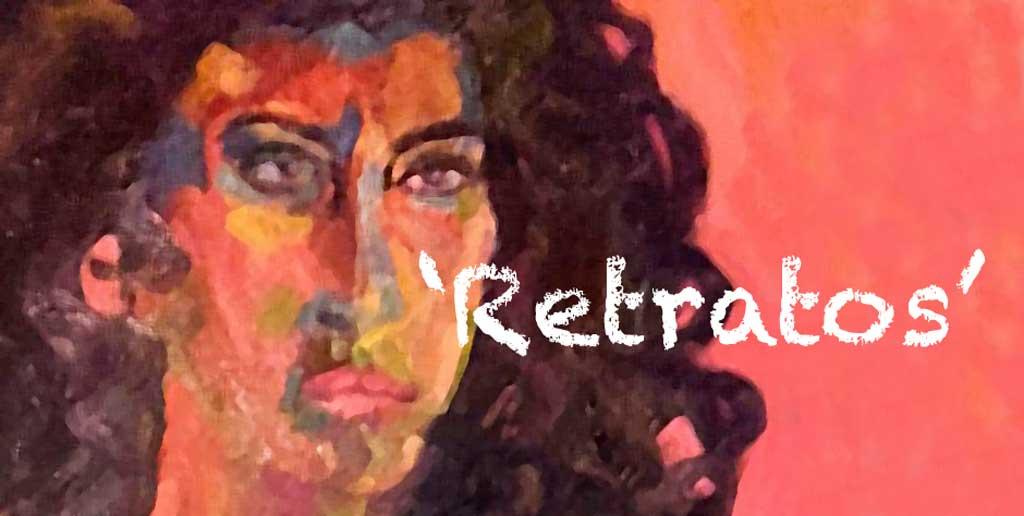 Cristina Mendiluce: 'Retratos'
