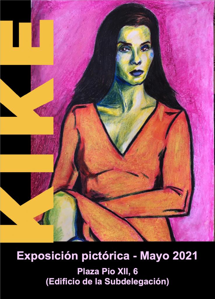 Exposición de Enrique Isturiz en la Subdelegación