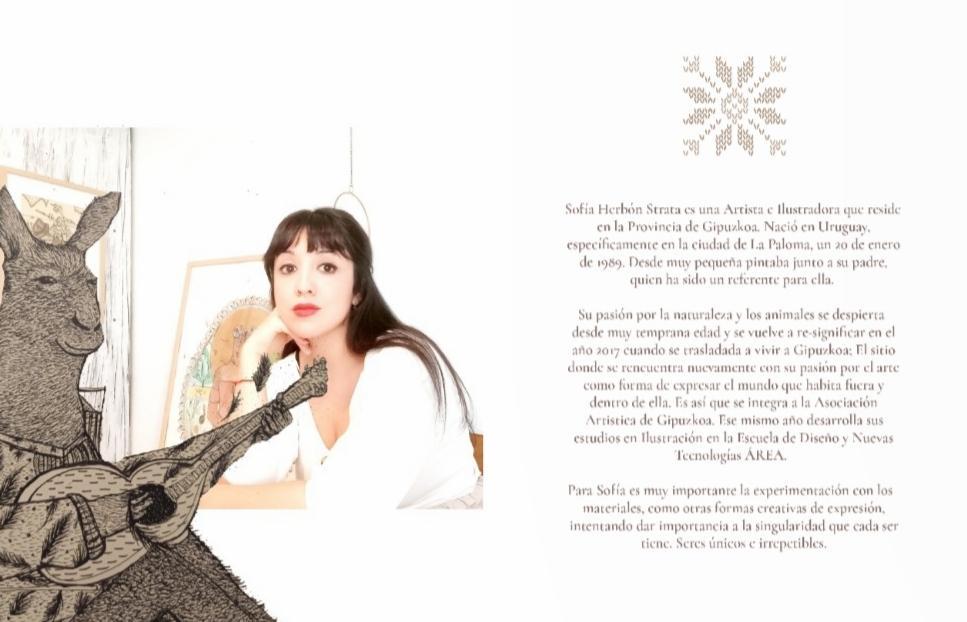 'Arimak' de Sofía Herbón en la AAG-GAE