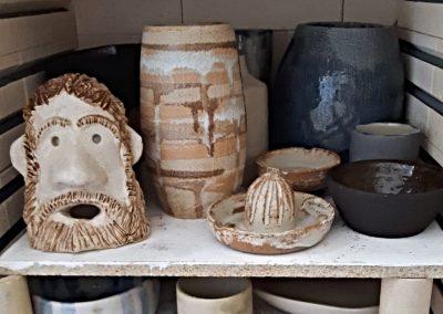 Taller de modelado y cerámica