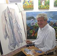 José Manuel Ábalos, pintor