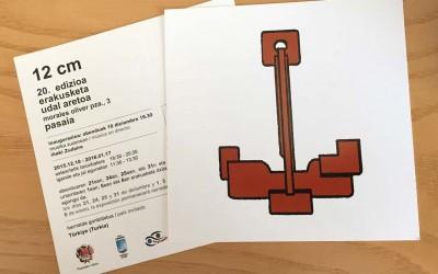 Exposición 12 cm en Pasai San Pedro