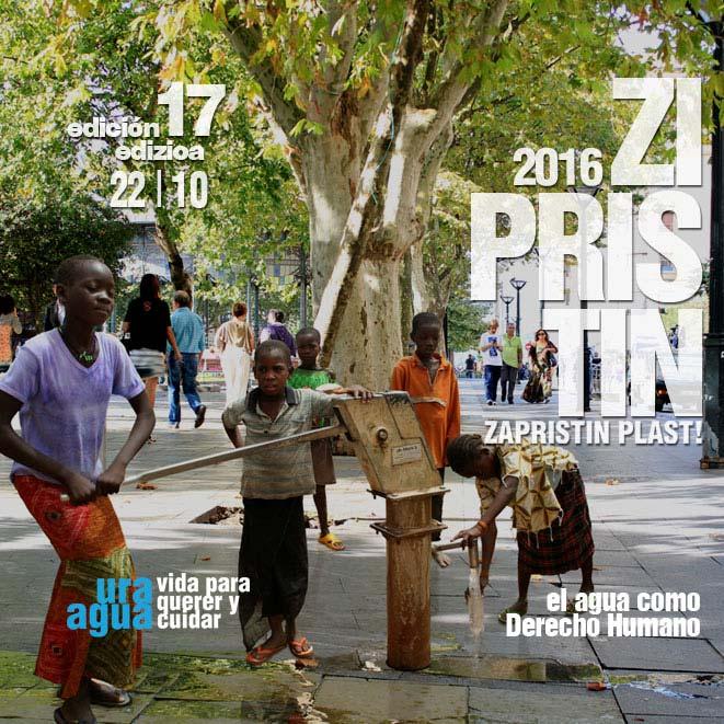 La Asociación Artística en Zipristin 2016