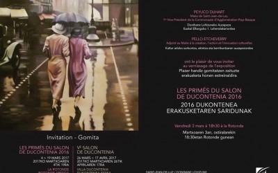 Exposición 'Premiados en Salon Ducontenia 2016'