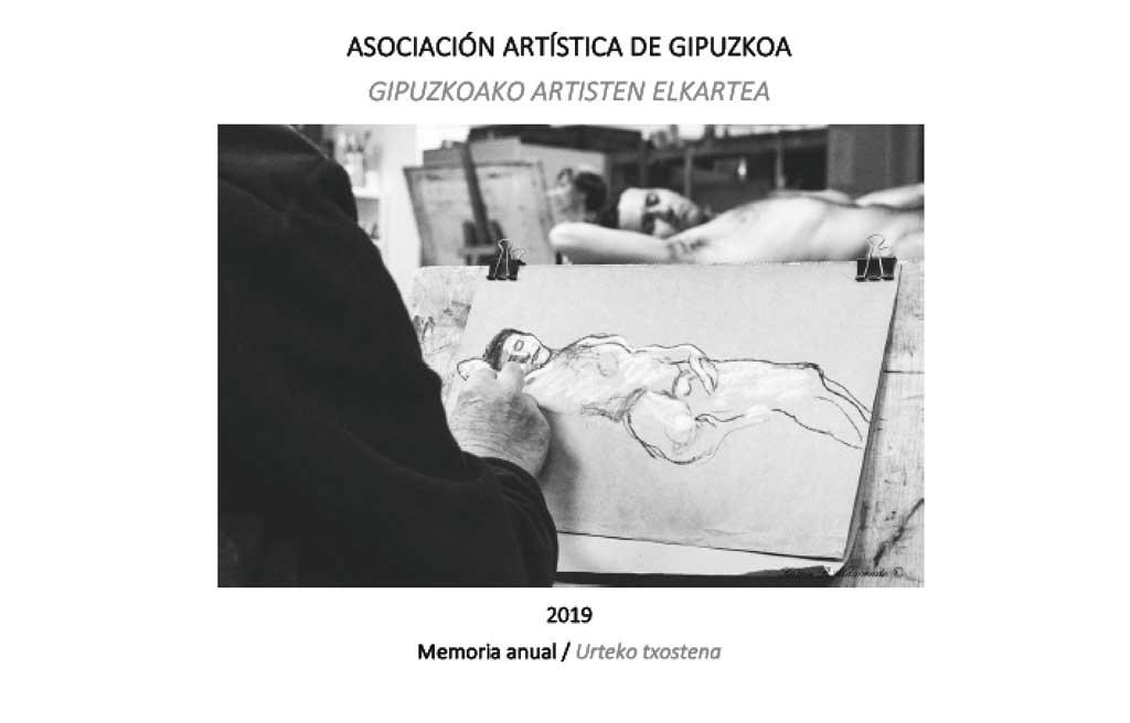 Memoria de actividades de 2019