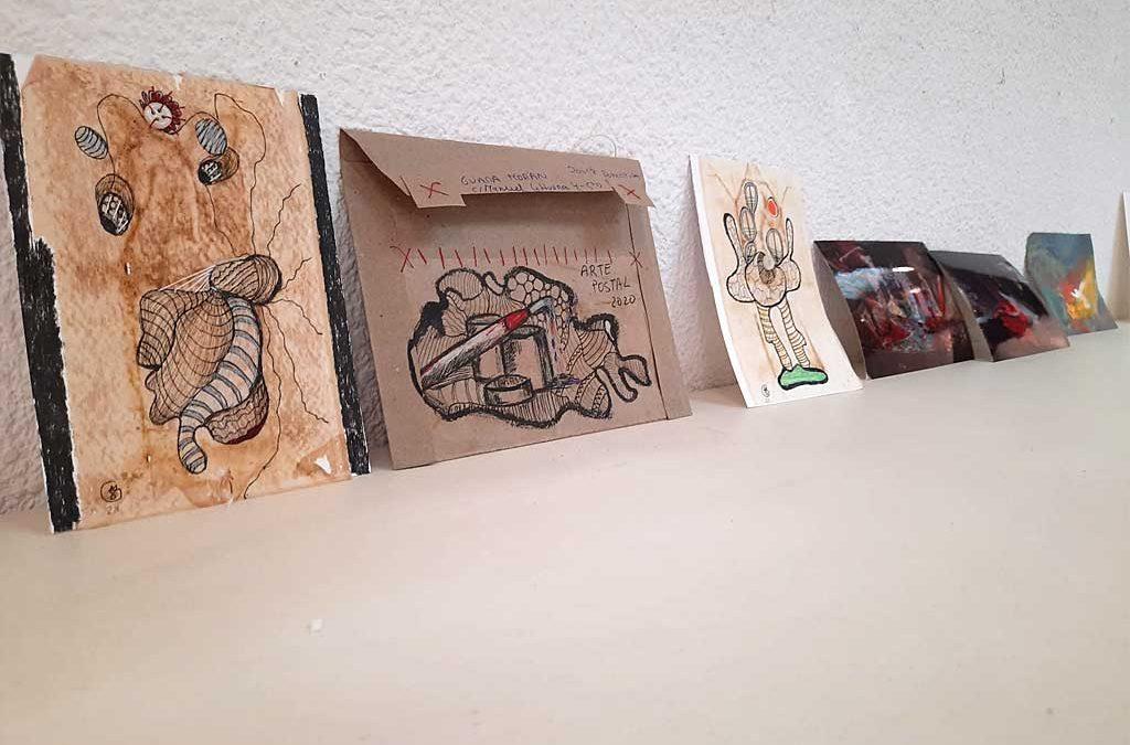 Certamen de Arte Postal, Edición 2020