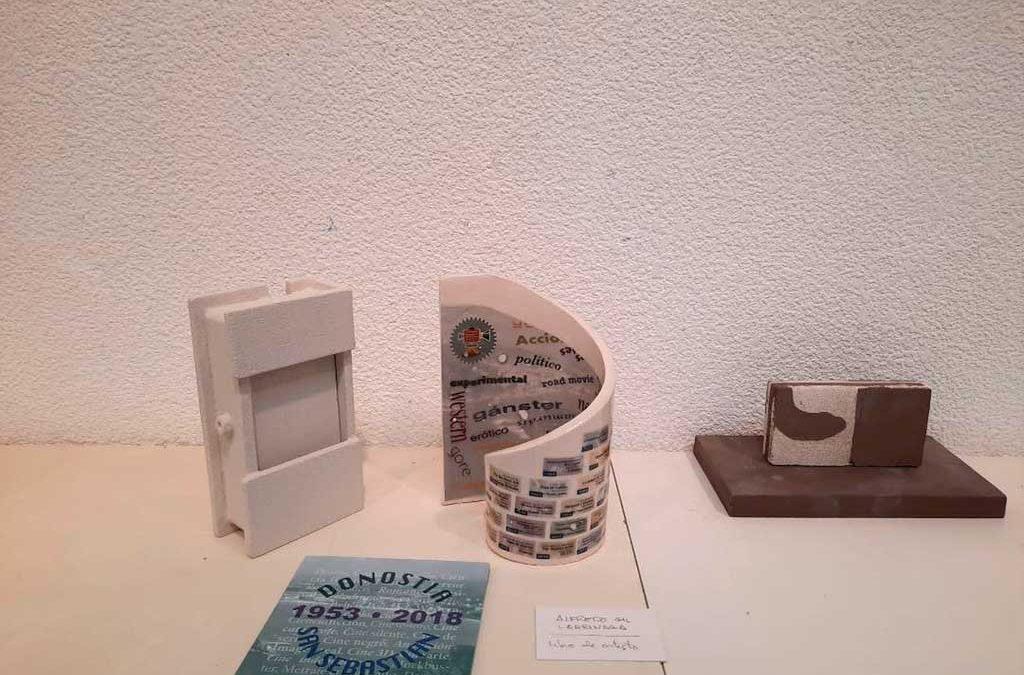 Exposición del taller de Modelado y Cerámica